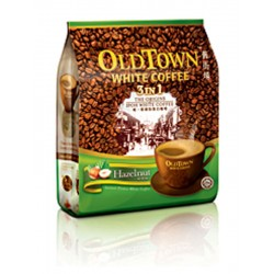 Old town white coffee Hazelnut
