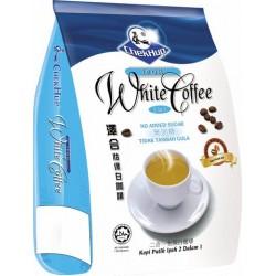 CHEK HUP WHITE COFFEE LESS...