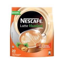 NESCAFE Latte Hazelnut